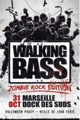 Festival WALKING BASS - Zombie Rock Edition
