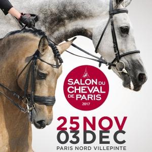 Billets SALON DU CHEVAL DE PARIS 2017 - Parc des Expositions Paris Nord Villepinte