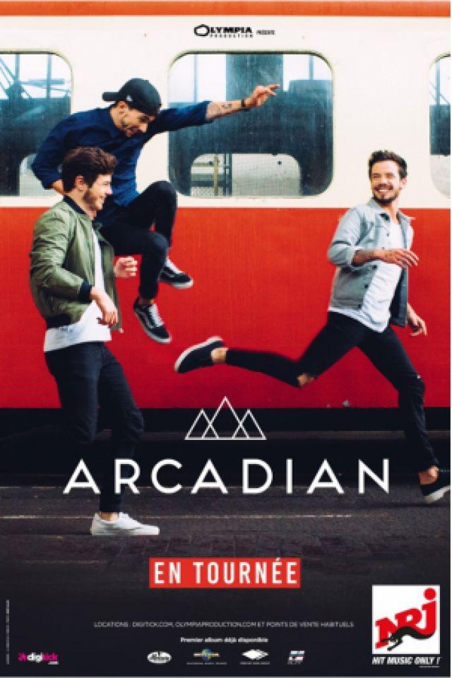 ARCADIAN @ LE BATACLAN - PARIS