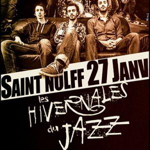 Hivernales du jazz Saint Nolff 2018 @ La petite scène - Saint-Nolff