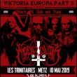 Concert MARDUK + VALKYRJA