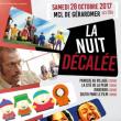 Soirée Nuit Décalée à GÉRARDMER @ MCL GERARDMER - Billets & Places