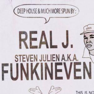 Real J. Invitational w/ Funkineven @ Badaboum - PARIS