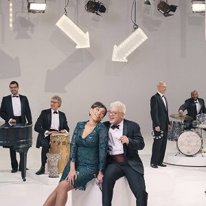 PINK MARTINI « Sympathique Tour » @ Le Grand Rex - Paris