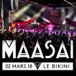 Concert Maasaï #4 : Major7, X-Noize, Neuronod, Hanbleceya, Wrank à RAMONVILLE @ LE BIKINI - Billets & Places