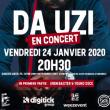DA UZI en concert à Nantes @ Le Ferrailleur - Billets & Places