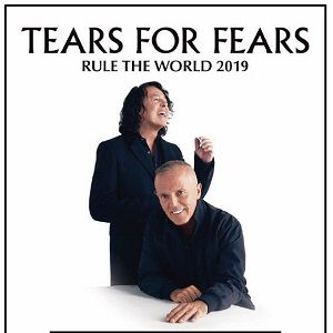 TEARS FOR FEARS @ ACCORHOTELS ARENA - PARIS