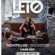 Concert LETO + première partie à Montpellier @ Le Rockstore - Billets & Places