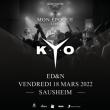 Concert KYO à SAUSHEIM @ Espace Dollfus & Noack - Billets & Places