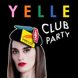YELLE CLUB PARTY + Première partie @ La Laiterie - Grande Salle - Strasbourg