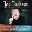 Concert JOE JACKSON
