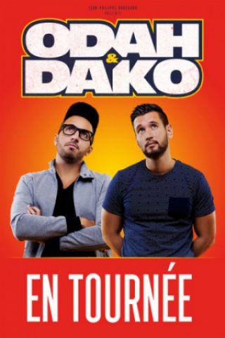 Spectacle ODAH & DAKO à PENMARCH @ Salle CAP CAVAL - Billets & Places