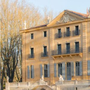 Vivaldi au Château Fonscolombe @ Château Fonscolombe - LE PUY SAINTE RÉPARADE