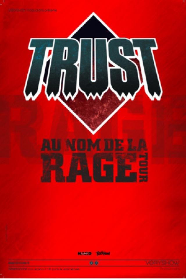 TRUST @ Le Cèdre - CHENÔVE