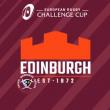 Match UBB - EDINBURGH RUGBY QUART DE FINALE CCUP