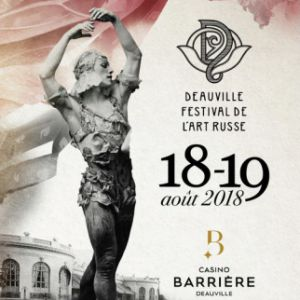 LES BALLETS RUSSES @ THEATRE CASINO BARRIERE - DEAUVILLE