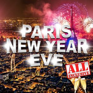 PARIS NEW YEAR : All Inclusive @ California Avenue - PARIS