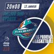 Match ELAN BEARNAIS / FOS SUR MER à PAU @ Palais des Sports de Pau - Billets & Places