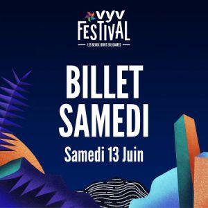 Vyv Festival 2020 - Samedi 13 Juin - J1