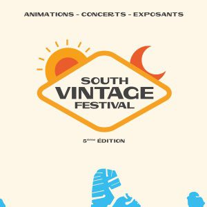 South Vintage Festival Samedi 21 Septembre