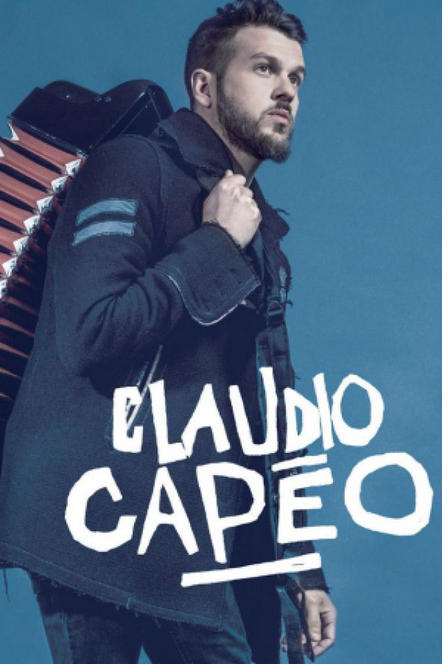 CLAUDIO CAPEO @ Le Scarabée - Riorges