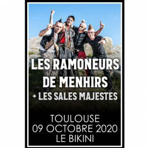 Les Ramoneurs De Menhirs + Les Sales Majestes