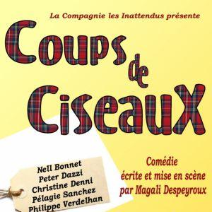 COUPS DE CISEAUX @ LA BOITE À RIRE - PERPIGNAN
