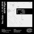 Soirée REX CLUB PRESENTE BFDM NIGHT