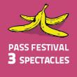 Spectacle PASS RIRE ONET 2017 3 SPEC à ONET LE CHÂTEAU @ LA BALEINE - Billets & Places