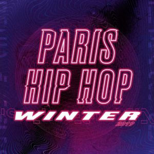Luv Resval | Kobo | Wit - Paris Hip Hop Winter
