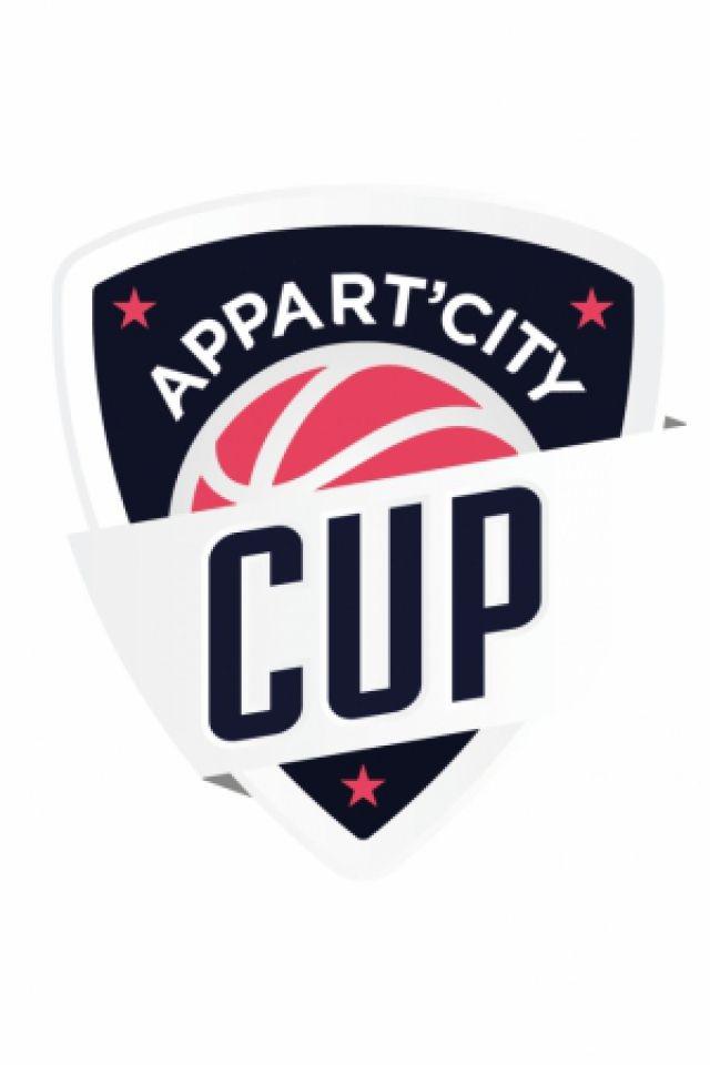APPART'CITY CUP 2017 : JOUR 1 @ Salle métropolitaine de la Trocardière - REZÉ