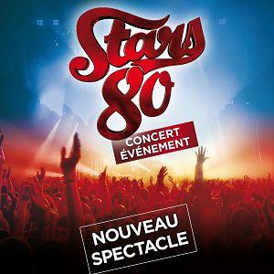 STARS 80 - TRIOMPHE @ ZENITH TOULOUSE METROPOLE - Toulouse