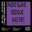 Soirée MAD REY RELEASE PARTY à PARIS @ Le Rex Club - Billets & Places