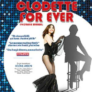 Clodette For Ever @ Théâtre des Grands Enfants - Grand Théâtre - CUGNAUX