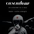 Concert CASCADEUR + Zéro degré à Paris @ La Gaîté Lyrique - Billets & Places