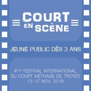 Court En Scène - Jeune Public À Partir De 3 Ans