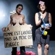 Théâtre C'EST UN PEU COMPLIQUE D'ETRE L'ORIGINE DU MONDE