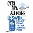 Théâtre C'EST BIEN AU MOINS DE SAVOIR...