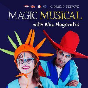 MAGIC MUSICAL @ Théâtre Musical - Pibrac