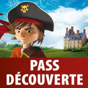 PASS DECOUVERTE @ Château des Aventuriers - AVRILLÉ