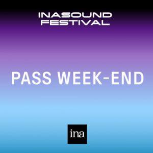 Pass Weekend - Inasound Festival 2019