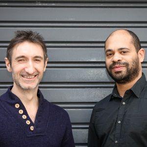 Jérôme Rateau & Manu Codjia