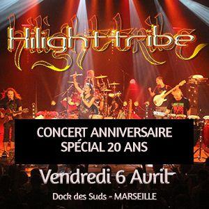 Soirée Hilight Tribe 20 ans
