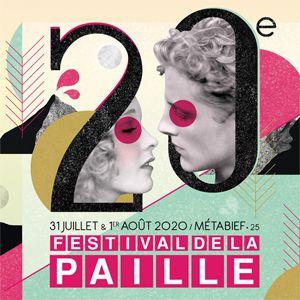Festival De La Paille 2020 - Pass 2 Jours Tentation