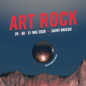 Festival Art Rock 2020 - Billet Grande Scene Vendredi
