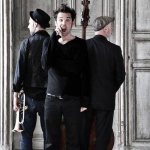 """Ben Herbert Larue   """"Trio"""""""