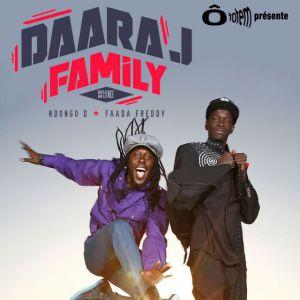 Daara J Family feat Ndongo D & Faada Freddy @ MJC Ô Totem - Rillieux la Pape