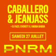 Soirée PNRM : Caballero & JeanJass à MARSEILLE @ Baou - Billets & Places
