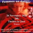 Théâtre FEMMES EN DANGER