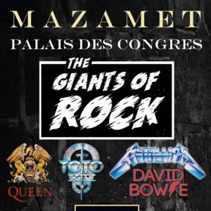 Festival '' The Giants Of Rock ''  Mazamet